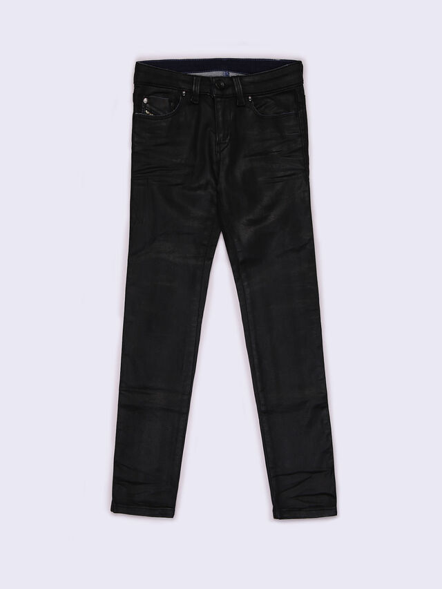 SKINZEE-LOW-J JOGGJEANS-N, Black