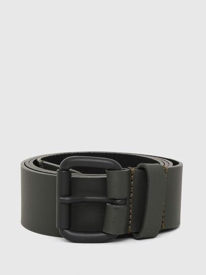 Diesel - B-IRI, Olive Green - Belts - Image 1