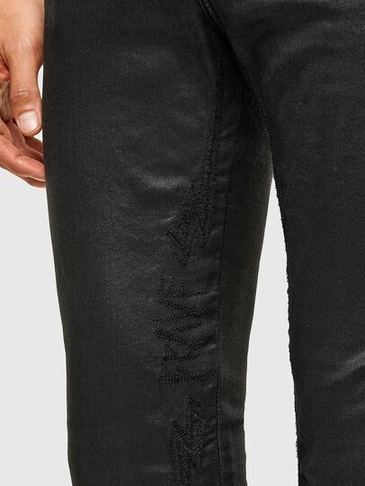 Diesel - D-Reeft JoggJeans® 069TE, Black/Dark grey - Jeans - Image 5