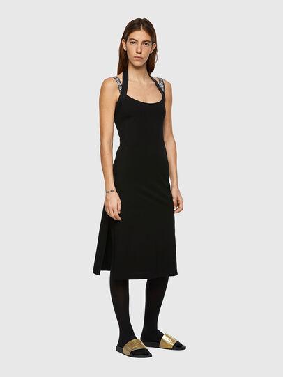 Diesel - D-SAMMY, Black - Dresses - Image 1