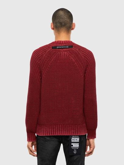 Diesel - K-LIAM, Brown - Knitwear - Image 2