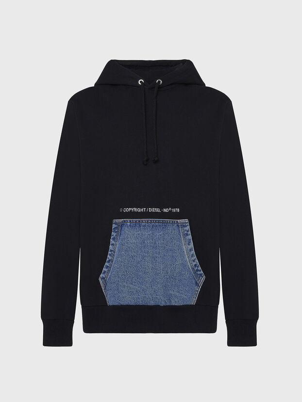 S-THOS, Black - Sweaters
