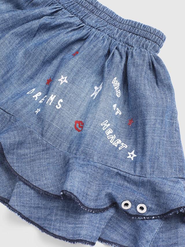 Diesel - GIRAB, Blue Jeans - Skirts - Image 3