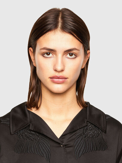 Diesel - D-NIA, Black - Dresses - Image 3