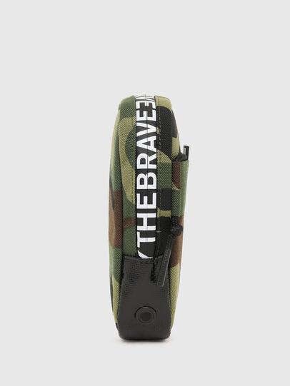 Diesel - FAYRCASE, Military Green - Zip-Round Wallets - Image 3