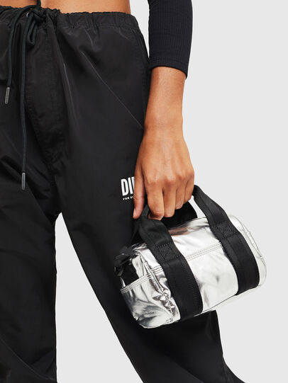 Diesel - F-BOLD MINI, Silver - Satchels and Handbags - Image 7