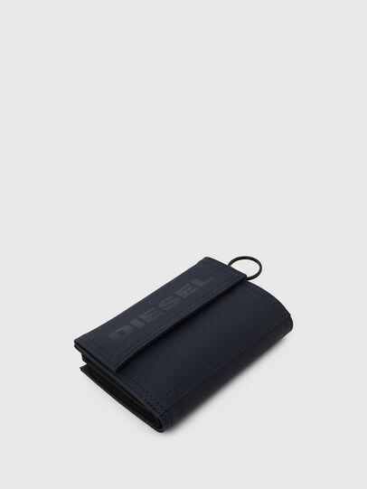 Diesel - YOSHI, Dark Blue - Small Wallets - Image 4