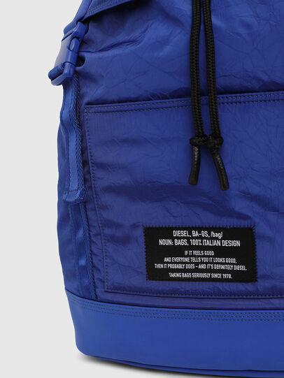 Diesel - F-SUSE BACKPCK, Blue - Backpacks - Image 7