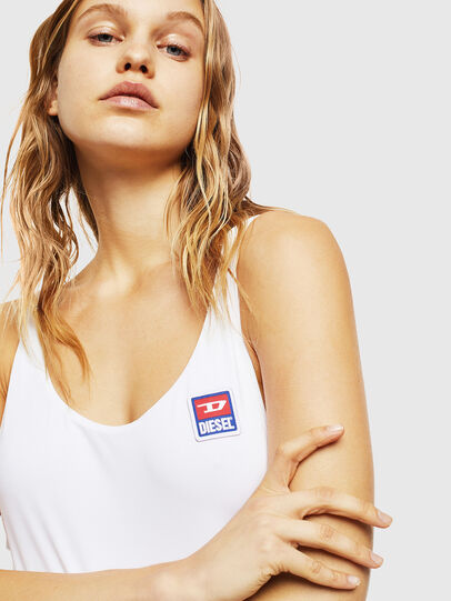 Diesel - BFSW-LIA, White - Swimsuits - Image 3