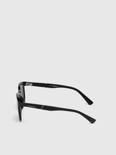Diesel - DL0272, Black - Kid Eyewear - Image 3