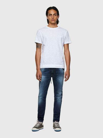 Diesel - T-RONNIE, White - T-Shirts - Image 4
