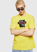 T-JUST-Y18, Yellow - T-Shirts