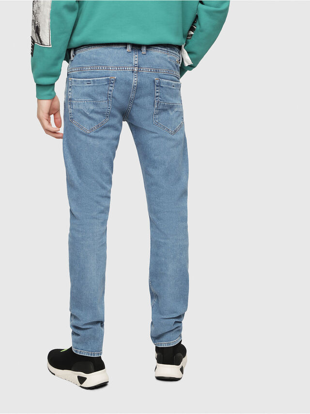 Diesel - Thommer 087AR, Light Blue - Jeans - Image 2