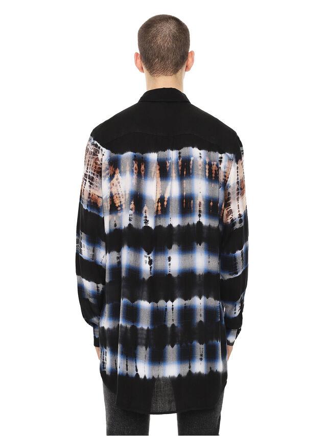 Diesel - SAMOUT, Dark Blue - Shirts - Image 2