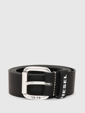 B-CAVA, Black - Belts