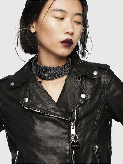 Diesel - L-SERY,  - Leather jackets - Image 4