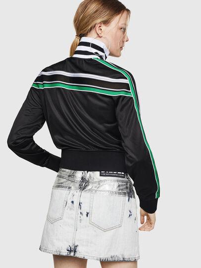 Diesel - F-LIDIUS-G, Black - Sweaters - Image 2