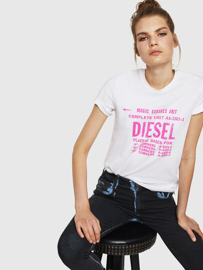 Diesel - T-SILY-ZF,  - T-Shirts - Image 4