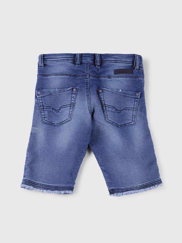 Diesel - PROOLI-N JOGGJEANS, Blue Jeans - Shorts - Image 2