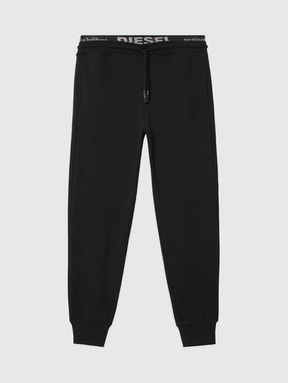 Diesel - UMLB-PETER, Black - Pants - Image 1