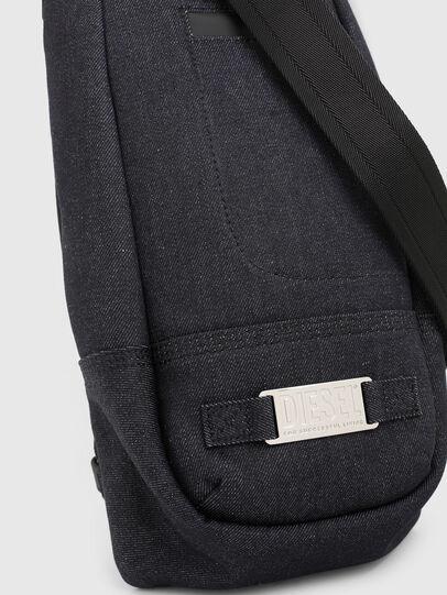 Diesel - BHODIO, Blue - Backpacks - Image 7