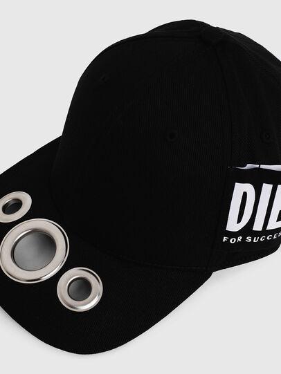 Diesel - CHOLES, Black - Caps - Image 3