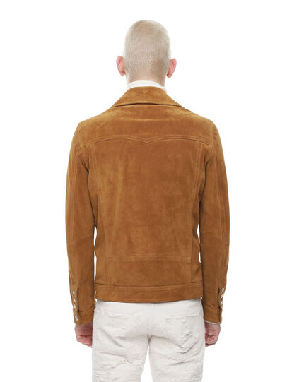 Diesel - LASKAI,  - Leather jackets - Image 2