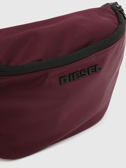 Diesel - F-SUSE BELT DM, Bordeaux - Belt bags - Image 5