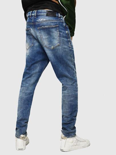 Diesel - D-Vider JoggJeans 0870Q, Medium blue - Jeans - Image 2