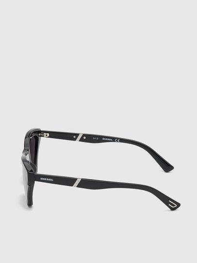 Diesel - DL0335, Black - Sunglasses - Image 3