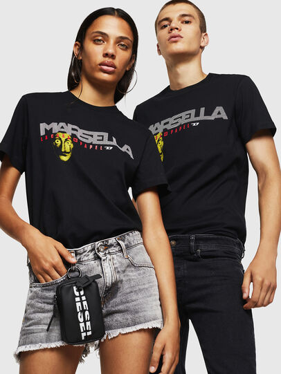 Diesel - LCP-T-DIEGO-MARSELLA,  - T-Shirts - Image 6