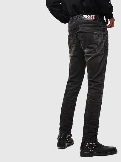 Diesel - CL-Krooley-T-CB JoggJeans 069PK, Black - Jeans - Image 2