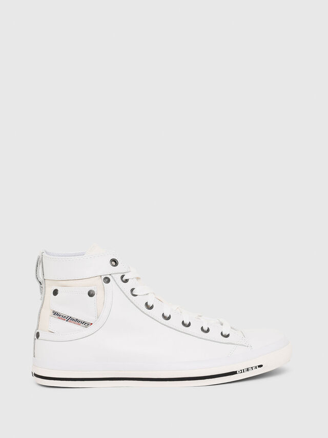 Diesel EXPOSURE I, White - Sneakers - Image 1