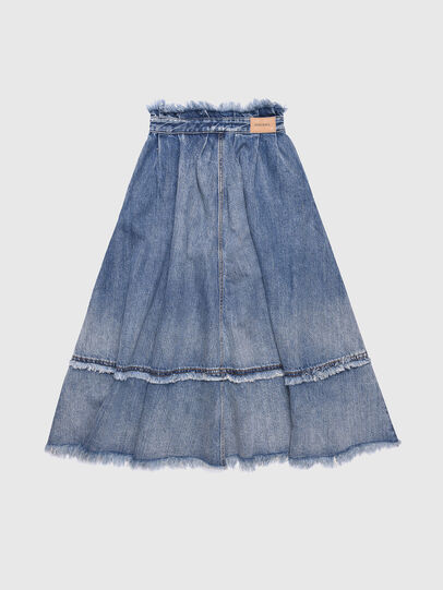 Diesel - GLULABY, Blue Jeans - Skirts - Image 2