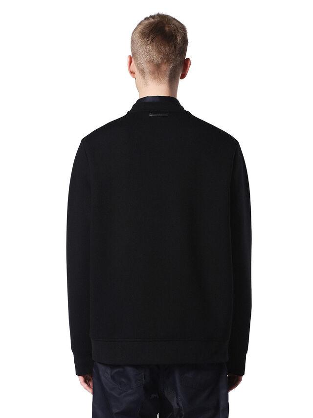 SNEILB-SQARESPRAY, Black