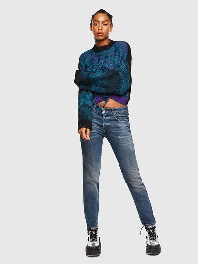 Diesel - D-Rifty 0890Y, Medium blue - Jeans - Image 5