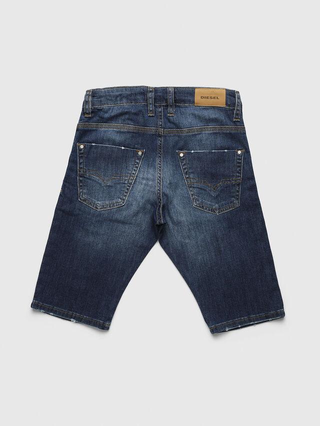 Diesel - PROOLI NEW-CUT SH, Medium blue - Pants - Image 2