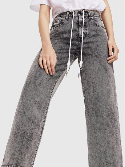 Diesel - Widee 069EB, Black/Grey - Jeans - Image 3