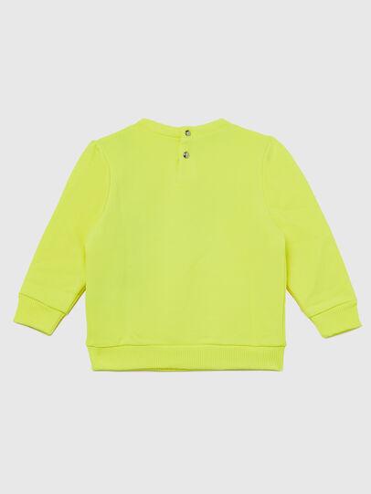 Diesel - SVELIB, Yellow - Sweaters - Image 2