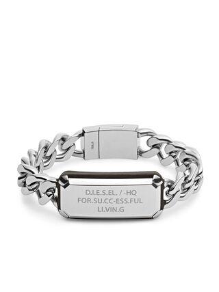 BRACELET DX1017, Silver