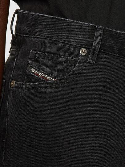 Diesel - D-Spritzz 009RN, Black/Dark grey - Jeans - Image 3