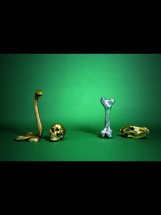 Living 10893 Wunderkammer, Gold - Home Accessories - Image 7