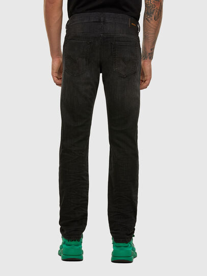 Diesel - D-Yennox 009EN, Black/Dark grey - Jeans - Image 2