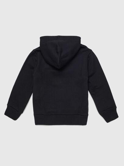 Diesel - SGIRKHOODJ1 OVER, Black - Sweaters - Image 2