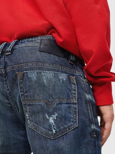 Diesel - Safado CN028, Dark Blue - Jeans - Image 4