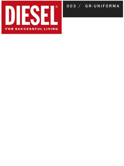 Diesel - GR02-U301, Red/White - Jumpsuits - Image 2