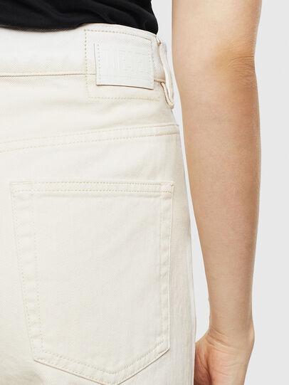 Diesel - D-Reggy 009BB, White - Jeans - Image 5
