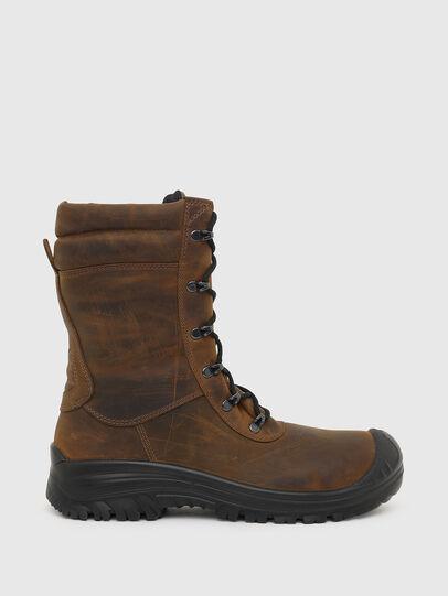 Diesel - H-WOODKUT BT, Brown - Boots - Image 1