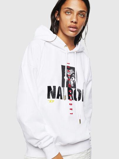 Diesel - LCP-S-ALBY-NAIROBI, White - Sweaters - Image 2