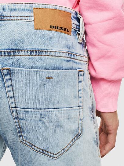 Diesel - Thommer 0096C, Light Blue - Jeans - Image 5